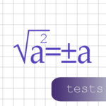 Mathematics tests icon