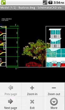 SchemataCAD viewer DWG/DXF pc screenshot 1