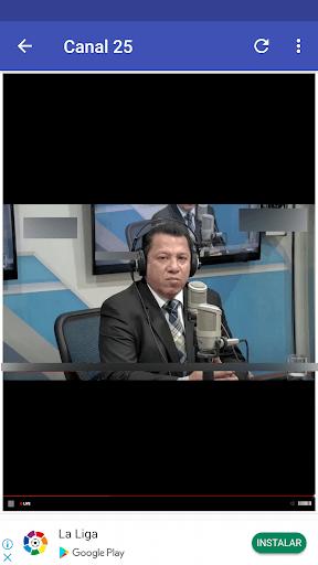 TV en linea El Salvador pc screenshot 1