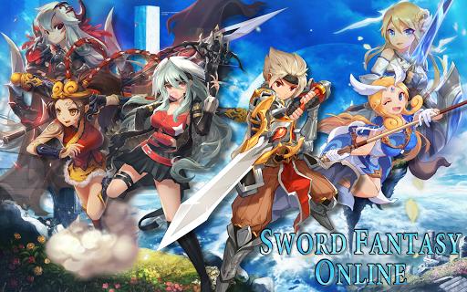 Sword Fantasy Online - Anime MMO Action RPG pc screenshot 1