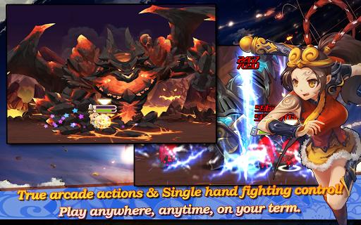 Sword Fantasy Online - Anime MMO Action RPG pc screenshot 2