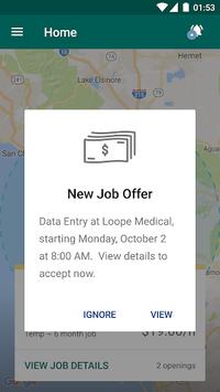 Select Staffing pc screenshot 2