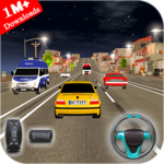 Highway Car Driving : Highway Car Racing Game 🏎 icon