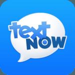 TextNow: Free Texting & Calling App for pc logo
