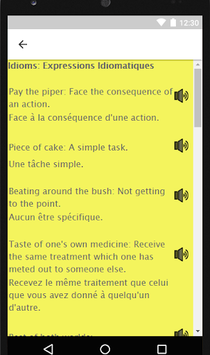 French to English Speaking - French to English pc screenshot 1