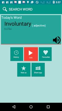 English To Odia Dictionary pc screenshot 1