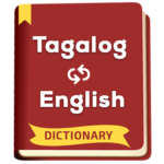 English to Tagalog Dictionary offline & Translator icon