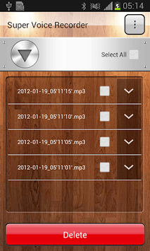 Voice Recorder pc screenshot 1
