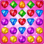 Jewels fantasy : The magical adventure icon