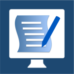AndroWriter document editor icon