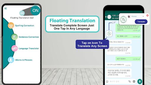 All Language Translator - Phrases and Correction pc screenshot 1