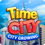 City Growing-Time in the City ( Idle game ) icon