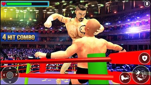 Wrestling SuperStars 2019 : Tag Team Ring Fighting PC screenshot 1