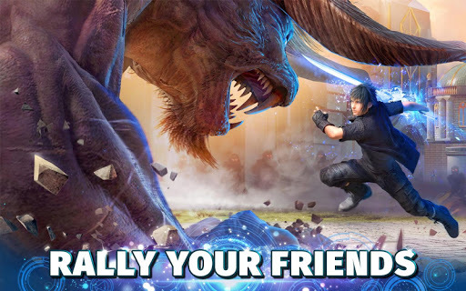 Final Fantasy XV: A New Empire pc screenshot 1