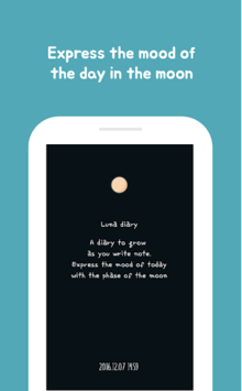 Luna Diary-journal on the moon pc screenshot 1
