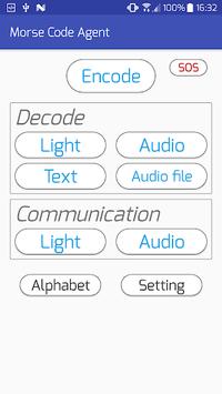 Morse Code Agent (Standard) pc screenshot 1