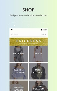 Ericdress Fashion Clothes Shop pc screenshot 1
