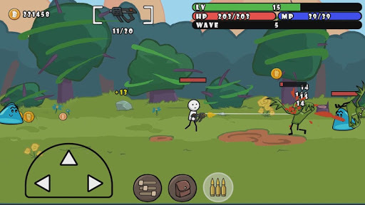 One Gun: Stickman pc screenshot 1