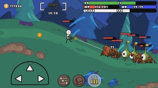 One Gun: Stickman pc screenshot 2