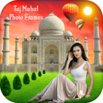 Taj Mahal Photo Frames icon