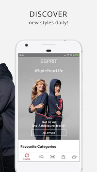 Esprit – shop fashion & styles pc screenshot 2