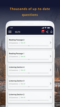 IELTS Test Pro 2018 pc screenshot 1