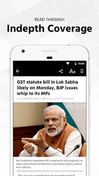 Economic Times : Market News pc screenshot 2