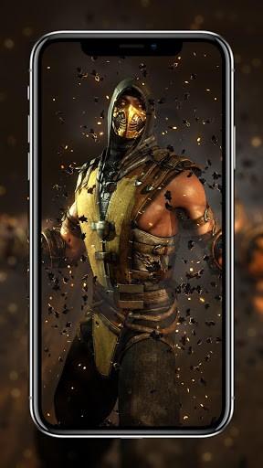 Scorpion Wallpaper pc screenshot 1
