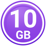 RAM Cleaner 10GB icon