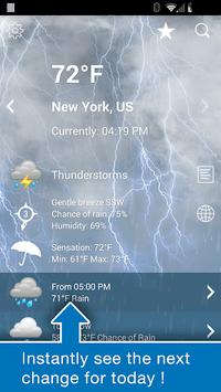 Weather XL PRO pc screenshot 2