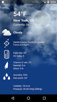 Weather XL PRO pc screenshot 1