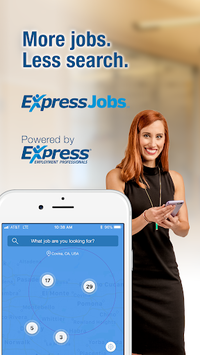 ExpressJobs Job Search & Apply pc screenshot 1