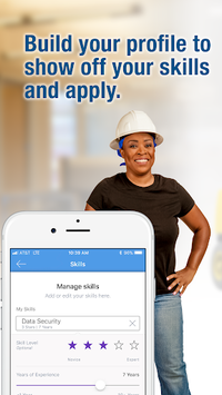 ExpressJobs Job Search & Apply pc screenshot 2