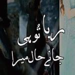 Rabba tu hi jane haal mera Urdu novel icon