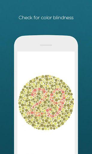 Color Blind Test PC screenshot 2