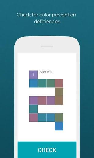 Color Blind Test PC screenshot 3