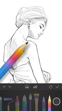 PaperColor : Paint Draw Sketchbook & PaperDraw pc screenshot 1