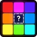 Color by color - Brain game icon