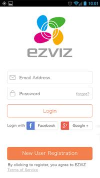 EZVIZ pc screenshot 1