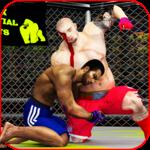 World MMA Fighting Champions: Kick Boxing PRO 2018 icon