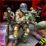 Paintball Arena Shooting: Shooter Survivor Battle icon