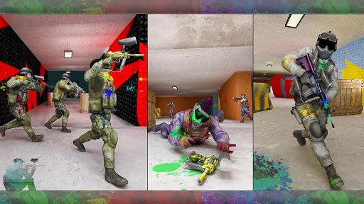 Paintball Arena Shooting: Shooter Survivor Battle pc screenshot 1