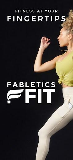 Fabletics FIT PC screenshot 1