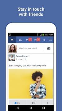 Facebook Lite pc screenshot 2