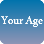 Your Age | Calculate age icon
