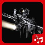 Weapon Sound effects amazing ringtones for phone. for pc logo