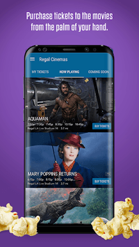 Regal Cinemas pc screenshot 1