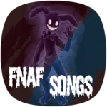 Lyrics FNAF 1 2 3 4 5 6 Songs Free icon