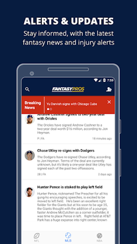 Fantasy News by FantasyPros pc screenshot 1