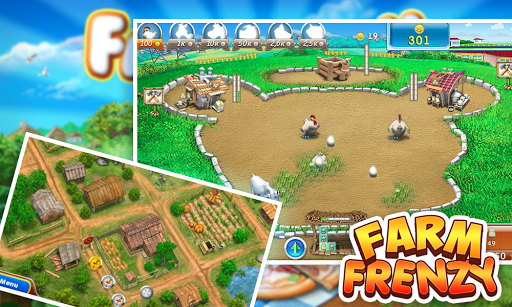 Farm Frenzy Classic  - Animal Market Story pc screenshot 1